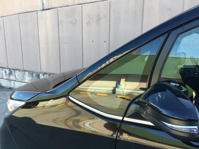 ハイブリッドGiプレミアムパッケジブラックテーラード 登録済み未使用車 トヨタセーフティセンス 衝突軽減ブレーキ レーンキープ ハーフレザーシート シートヒーター ステアリングヒーター コーナーセンサー 両側電動スライドドア LEDヘッドライト(39枚目)