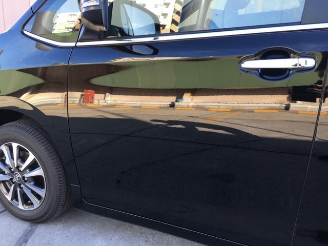 ハイブリッドGiプレミアムパッケジブラックテーラード 登録済み未使用車 トヨタセーフティセンス 衝突軽減ブレーキ レーンキープ ハーフレザーシート シートヒーター ステアリングヒーター コーナーセンサー 両側電動スライドドア LEDヘッドライト(44枚目)
