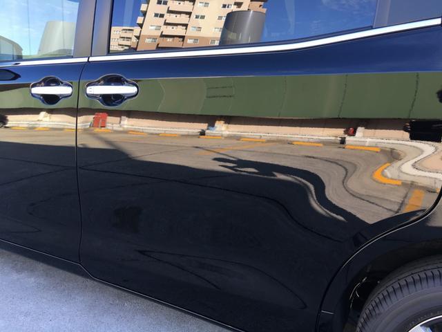 ハイブリッドGiプレミアムパッケジブラックテーラード 登録済み未使用車 トヨタセーフティセンス 衝突軽減ブレーキ レーンキープ ハーフレザーシート シートヒーター ステアリングヒーター コーナーセンサー 両側電動スライドドア LEDヘッドライト(45枚目)