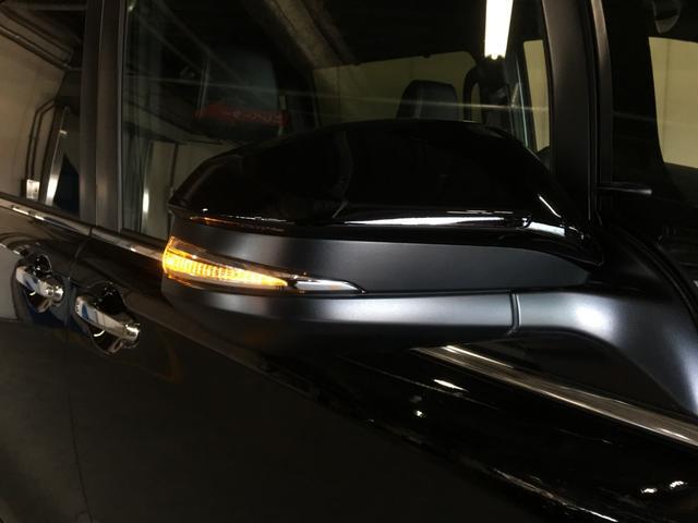 ハイブリッドGiプレミアムパッケジブラックテーラード 登録済み未使用車 トヨタセーフティセンス 衝突軽減ブレーキ レーンキープ ハーフレザーシート シートヒーター ステアリングヒーター コーナーセンサー 両側電動スライドドア LEDヘッドライト(50枚目)