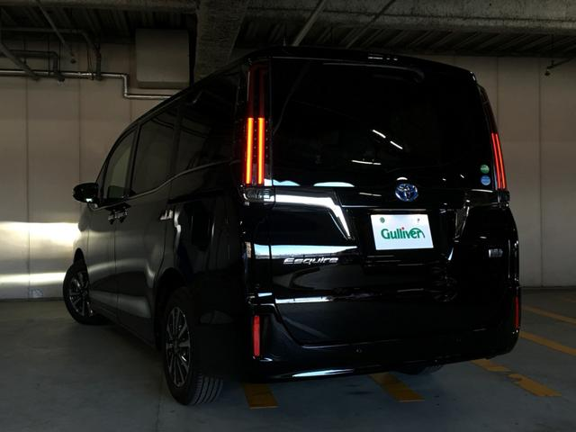 ハイブリッドGiプレミアムパッケジブラックテーラード 登録済み未使用車 トヨタセーフティセンス 衝突軽減ブレーキ レーンキープ ハーフレザーシート シートヒーター ステアリングヒーター コーナーセンサー 両側電動スライドドア LEDヘッドライト(51枚目)