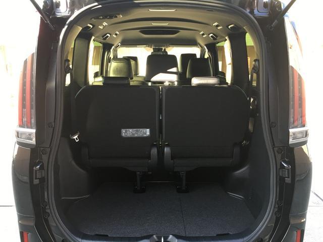 ハイブリッドGiプレミアムパッケジブラックテーラード 登録済み未使用車 トヨタセーフティセンス 衝突軽減ブレーキ レーンキープ ハーフレザーシート シートヒーター ステアリングヒーター コーナーセンサー 両側電動スライドドア LEDヘッドライト(60枚目)