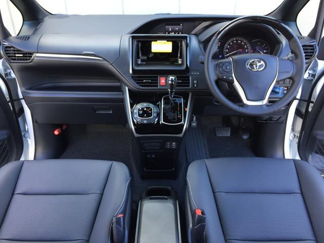 Gi 登録済み未使用車 トヨタセーフティセンス 衝突軽減ブレーキ レーンディパーチャーアラート オートマチックハイビーム レザーシート シートヒーター 両側電動スライドドア リアオートエアコン LEDライト(2枚目)