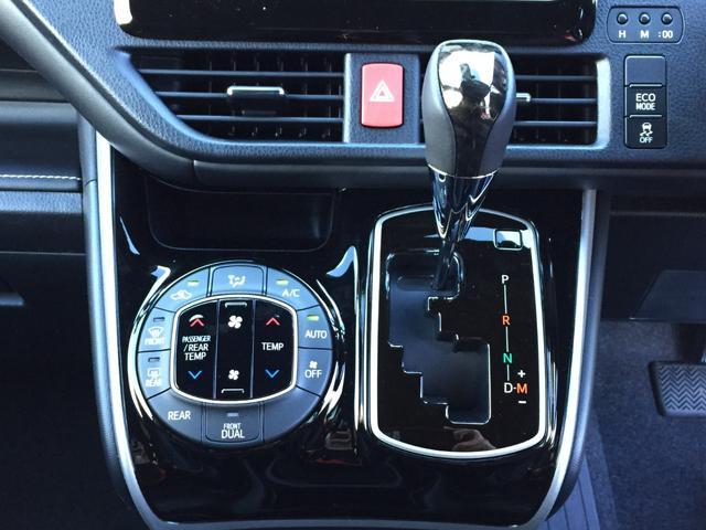 Gi 登録済み未使用車 トヨタセーフティセンス 衝突軽減ブレーキ レーンディパーチャーアラート オートマチックハイビーム レザーシート シートヒーター 両側電動スライドドア リアオートエアコン LEDライト(11枚目)
