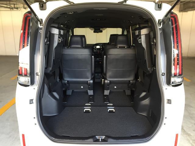 Gi 登録済み未使用車 トヨタセーフティセンス 衝突軽減ブレーキ レーンディパーチャーアラート オートマチックハイビーム レザーシート シートヒーター 両側電動スライドドア リアオートエアコン LEDライト(17枚目)