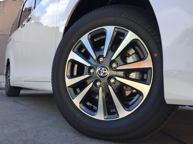 Gi 登録済み未使用車 トヨタセーフティセンス 衝突軽減ブレーキ レーンディパーチャーアラート オートマチックハイビーム レザーシート シートヒーター 両側電動スライドドア リアオートエアコン LEDライト(18枚目)
