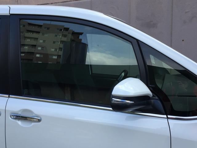 Gi 登録済み未使用車 トヨタセーフティセンス 衝突軽減ブレーキ レーンディパーチャーアラート オートマチックハイビーム レザーシート シートヒーター 両側電動スライドドア リアオートエアコン LEDライト(28枚目)