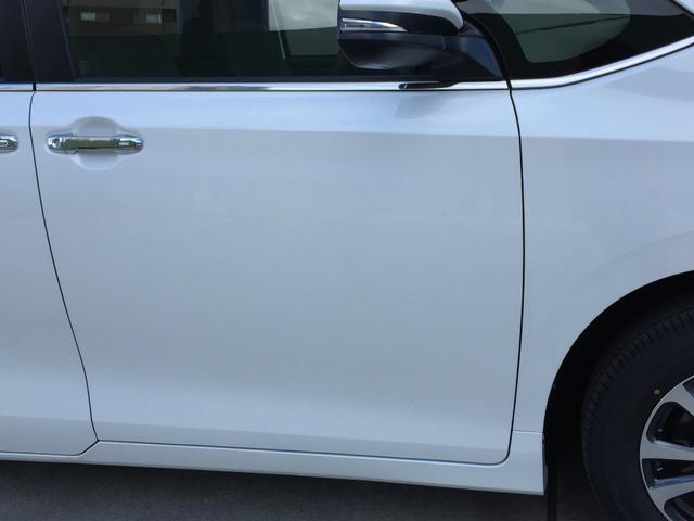 Gi 登録済み未使用車 トヨタセーフティセンス 衝突軽減ブレーキ レーンディパーチャーアラート オートマチックハイビーム レザーシート シートヒーター 両側電動スライドドア リアオートエアコン LEDライト(31枚目)