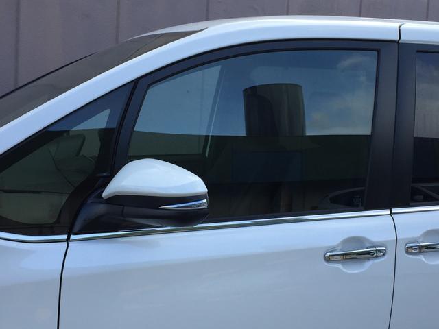 Gi 登録済み未使用車 トヨタセーフティセンス 衝突軽減ブレーキ レーンディパーチャーアラート オートマチックハイビーム レザーシート シートヒーター 両側電動スライドドア リアオートエアコン LEDライト(36枚目)