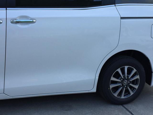Gi 登録済み未使用車 トヨタセーフティセンス 衝突軽減ブレーキ レーンディパーチャーアラート オートマチックハイビーム レザーシート シートヒーター 両側電動スライドドア リアオートエアコン LEDライト(40枚目)