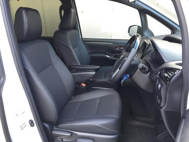 Gi 登録済み未使用車 トヨタセーフティセンス 衝突軽減ブレーキ レーンディパーチャーアラート オートマチックハイビーム レザーシート シートヒーター 両側電動スライドドア リアオートエアコン LEDライト(46枚目)