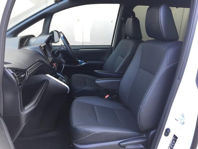 Gi 登録済み未使用車 トヨタセーフティセンス 衝突軽減ブレーキ レーンディパーチャーアラート オートマチックハイビーム レザーシート シートヒーター 両側電動スライドドア リアオートエアコン LEDライト(47枚目)