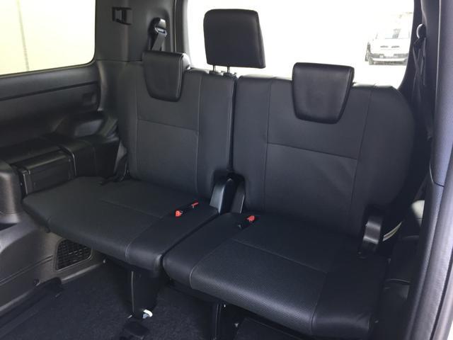 Gi 登録済み未使用車 トヨタセーフティセンス 衝突軽減ブレーキ レーンディパーチャーアラート オートマチックハイビーム レザーシート シートヒーター 両側電動スライドドア リアオートエアコン LEDライト(58枚目)