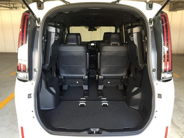 Gi 登録済み未使用車 トヨタセーフティセンス 衝突軽減ブレーキ レーンディパーチャーアラート オートマチックハイビーム レザーシート シートヒーター 両側電動スライドドア リアオートエアコン LEDライト(61枚目)