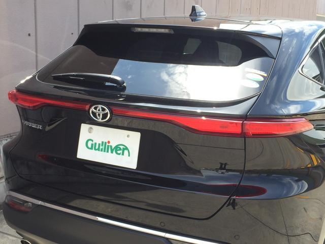 G 登録済み未使用車 8型ディスプレイオーディオ バックカメラ デジタルインナーミラー リヤクロストラフィックオートブレーキ BSM エンブレム付ドアミラー足元照明 セーフティセンス 衝突軽減 LED(30枚目)