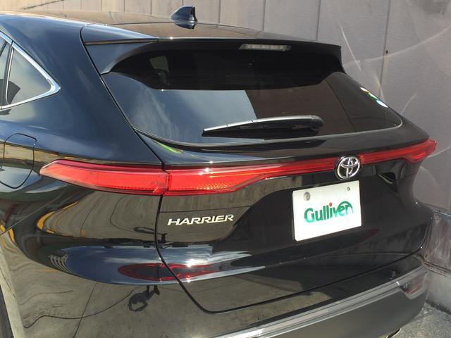 G 登録済み未使用車 8型ディスプレイオーディオ バックカメラ デジタルインナーミラー リヤクロストラフィックオートブレーキ BSM エンブレム付ドアミラー足元照明 セーフティセンス 衝突軽減 LED(41枚目)
