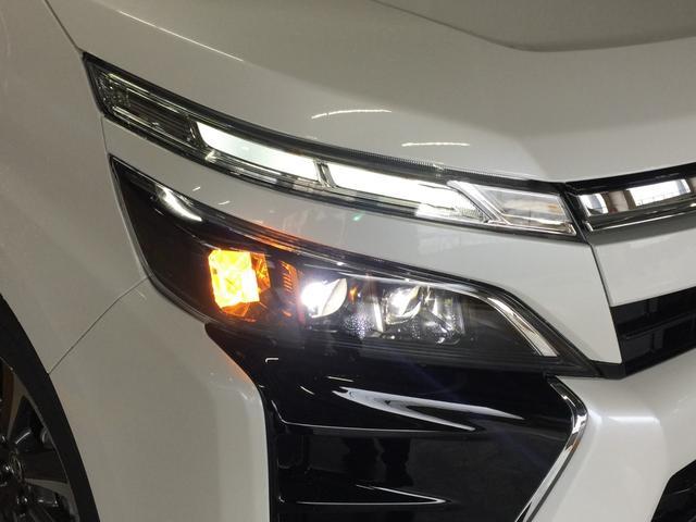 ZS 煌III 登録済み未使用車 セーフティーセンス クリアランスソナー パーキングサポートブレーキ 両側電動スライドドア プリクラッシュセーフティ レーンディパーチャー オートマチックハイビーム LEDヘッドライト(54枚目)