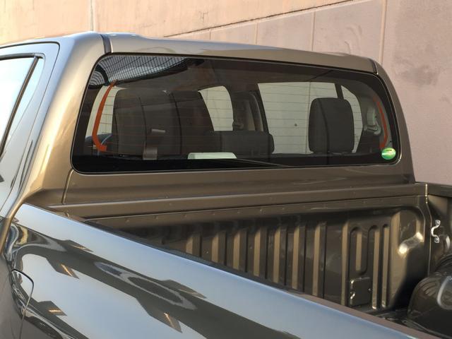 X 登録済み未使用車 4WD ディーゼル ターボ リアチップアップシート 寒冷地仕様 ウインドシールドデアイサー リヤフォグランプ スペアキー 排ガス浄化装置 アイドリングストップ センターデフロック(43枚目)