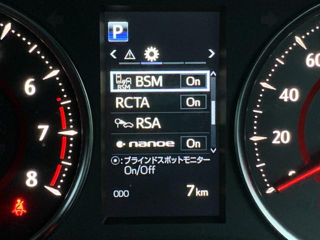 2.5S タイプゴールド 登録済未使用車 トヨタセーフティセンス 9型ディスプレイオーディオ バックカメラ 両側電動スライドドア デジタルインナーミラー 電動リアゲート LTA BSM クリアランスソナー 三眼LED(8枚目)