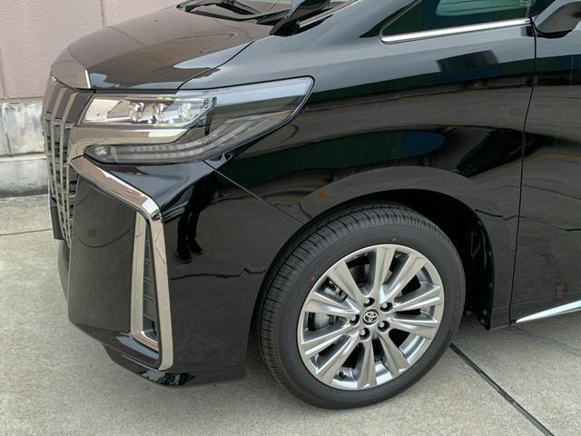 2.5S タイプゴールド 登録済未使用車 トヨタセーフティセンス 9型ディスプレイオーディオ バックカメラ 両側電動スライドドア デジタルインナーミラー 電動リアゲート LTA BSM クリアランスソナー 三眼LED(39枚目)