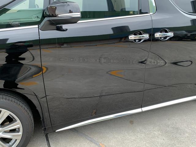 2.5S タイプゴールド 登録済未使用車 トヨタセーフティセンス 9型ディスプレイオーディオ バックカメラ 両側電動スライドドア デジタルインナーミラー 電動リアゲート LTA BSM クリアランスソナー 三眼LED(41枚目)