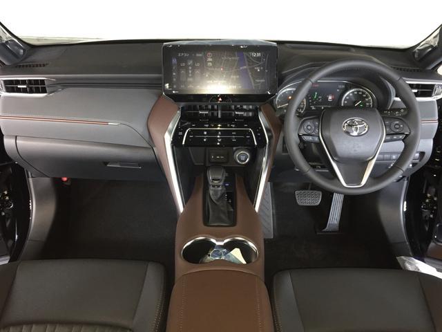 Z 登録済み未使用車 純正12.3型ディスプレイオーディオ パノラミックビューモニター JBLプレミアムサウンドシステム デジタルインナーミラー トヨタセーフティセンス パワーバックドア パワーシート(2枚目)