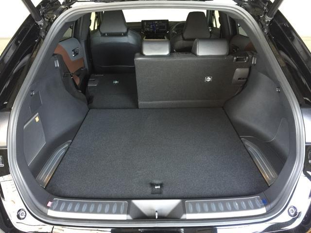 Z 登録済み未使用車 純正12.3型ディスプレイオーディオ パノラミックビューモニター JBLプレミアムサウンドシステム デジタルインナーミラー トヨタセーフティセンス パワーバックドア パワーシート(59枚目)