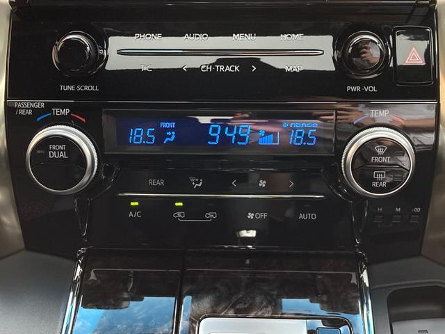 2.5S タイプゴールドII 登録済み未使用車 ツインムーンルーフ デジタルインナーミラー BSM RCTA 9型ディスプレイオーディオ バックカメラ セーフティセンス 両側電動 電動リアゲート 3眼LED 100V電源(12枚目)