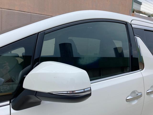2.5S タイプゴールドII 登録済み未使用車 ツインムーンルーフ デジタルインナーミラー BSM RCTA 9型ディスプレイオーディオ バックカメラ セーフティセンス 両側電動 電動リアゲート 3眼LED 100V電源(42枚目)