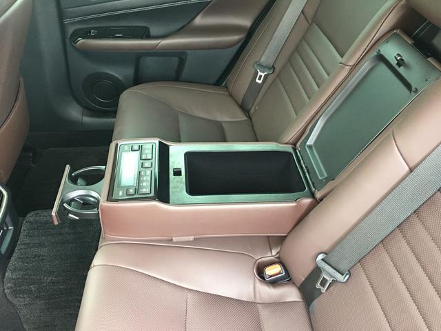 GS350 バージョンL プリクラSFT LKA BSM レーダークルコン HUD 純ナビTV Bカメラ ETC 茶革 パワーシート/ヒーター/ベンチレーション Pトランク スマキー/Pスタ LED 前後ソナー 純18AW(23枚目)