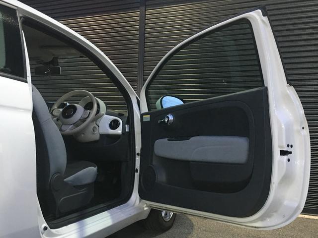 「フィアット」「500(チンクエチェント)」「コンパクトカー」「山梨県」の中古車12