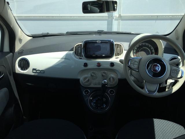 「フィアット」「500(チンクエチェント)」「コンパクトカー」「山梨県」の中古車19