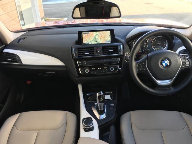 「BMW」「1シリーズ」「コンパクトカー」「山梨県」の中古車4