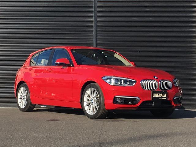 「BMW」「1シリーズ」「コンパクトカー」「山梨県」の中古車7
