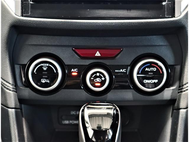 スバルって、空調スイッチのダイヤル式に拘ってます。運転中に視線を前方にキープしたまま、手探り操作出来るからです。