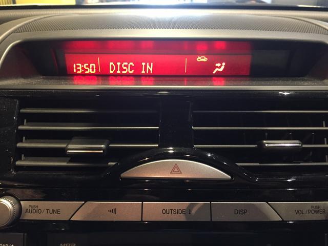 タイプ RS 6MT 純正HDDナビ BOSEサウンド(9枚目)