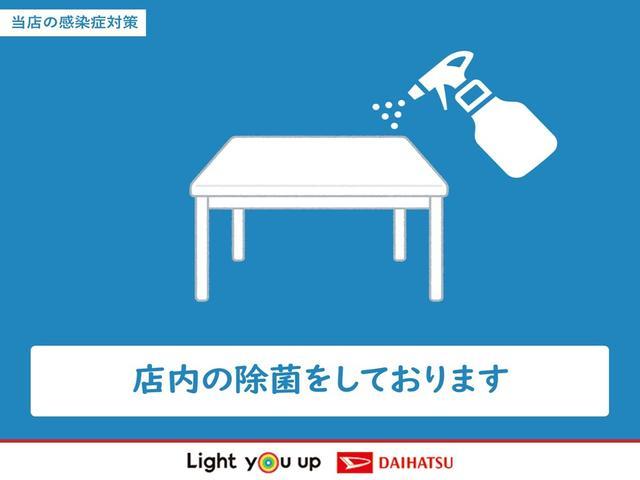X SAIII 安全装置(スマートアシストIII)/キーレスエントリー/LEDヘッドランプ/電動格納ミラー/リヤプライバシーガラス/マニュアルエアコン(45枚目)