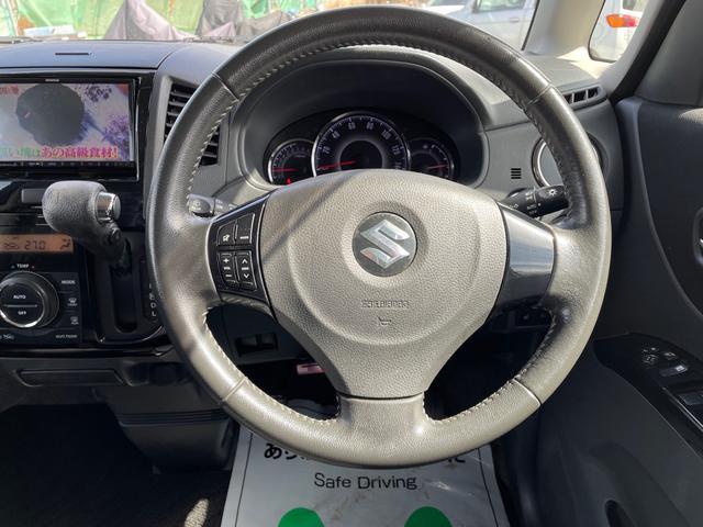 ハンドル回りです。とてもシンプルですので、どんな方にも運転しやすいつくりです♪
