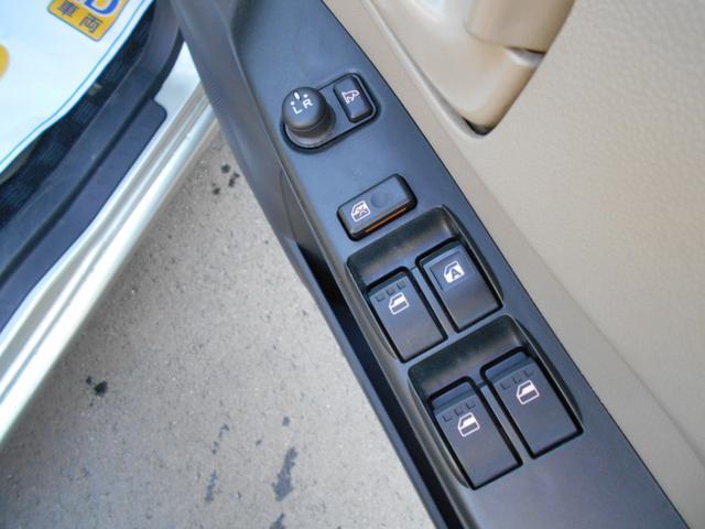 X 純正CDデッキ ABS サイドバイザー 電動格納ミラー(11枚目)