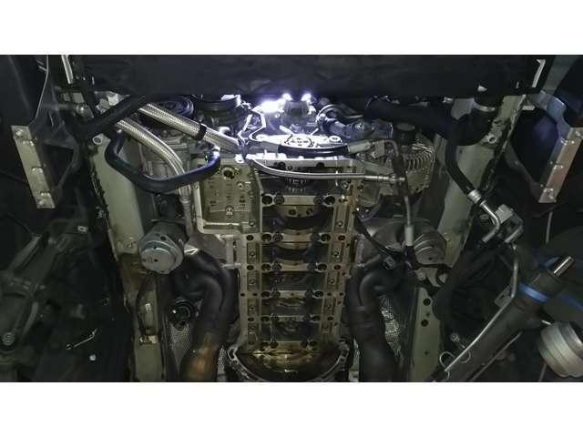 M5 ベージュ革 地デジ バックカメラ ETC 記録簿付き(7枚目)