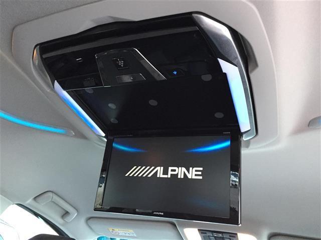 2.5Z アルパイン10型ナビ/アルパイン12.8型フリップダウンモニター/セーフティセンス/プリクラッシュセーフティ/両側電動スライドドア/バックカメラ/LEDライト/ビルトインETC/リアオートエアコン(6枚目)
