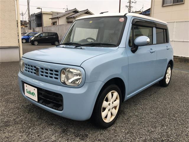 「スズキ」「アルトラパン」「軽自動車」「神奈川県」の中古車4