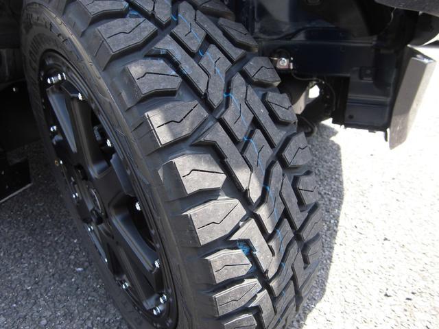 ジョインターボ AxStyleコンプリート 4WDターボ 5MT 新車 前後ショートバンパー 30mmリフトアップサスペンション タイヤ&ホイール 車検対応マフラー 構造変更不要(19枚目)