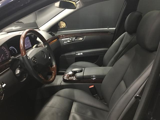 S550ロング・黒革シート・全席イージークローザードア(4枚目)