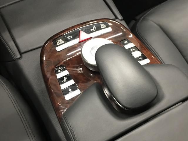 S550ロング・黒革シート・全席イージークローザードア(10枚目)