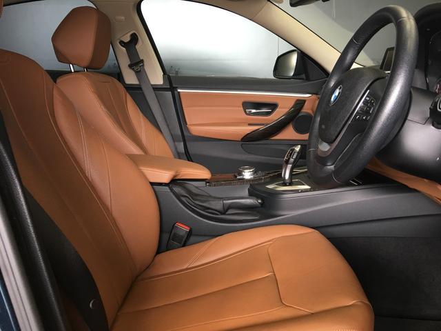 420i xDriveグランクーペ ラグジュアリー茶革シート(4枚目)