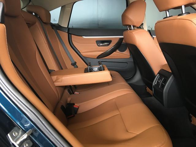 420i xDriveグランクーペ ラグジュアリー茶革シート(5枚目)