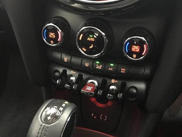 クーパーD ペッパーPKG LEDヘッドライト ETC(9枚目)