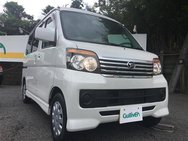 「ダイハツ」「アトレーワゴン」「コンパクトカー」「山口県」の中古車7