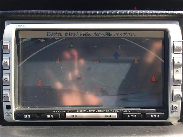 HDDナビ 両側電動 後席モニター フルセグ  ETC(16枚目)